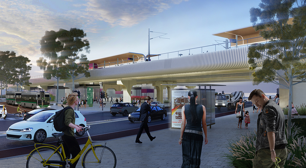 New Bayswater Station development application for comment