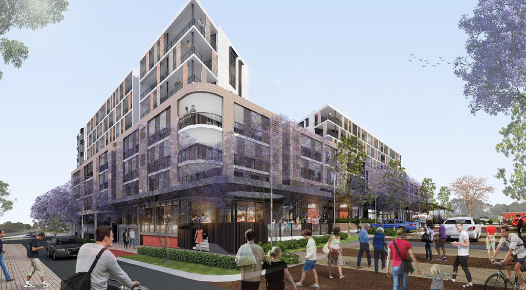 Have your say on Montario Quarter development application