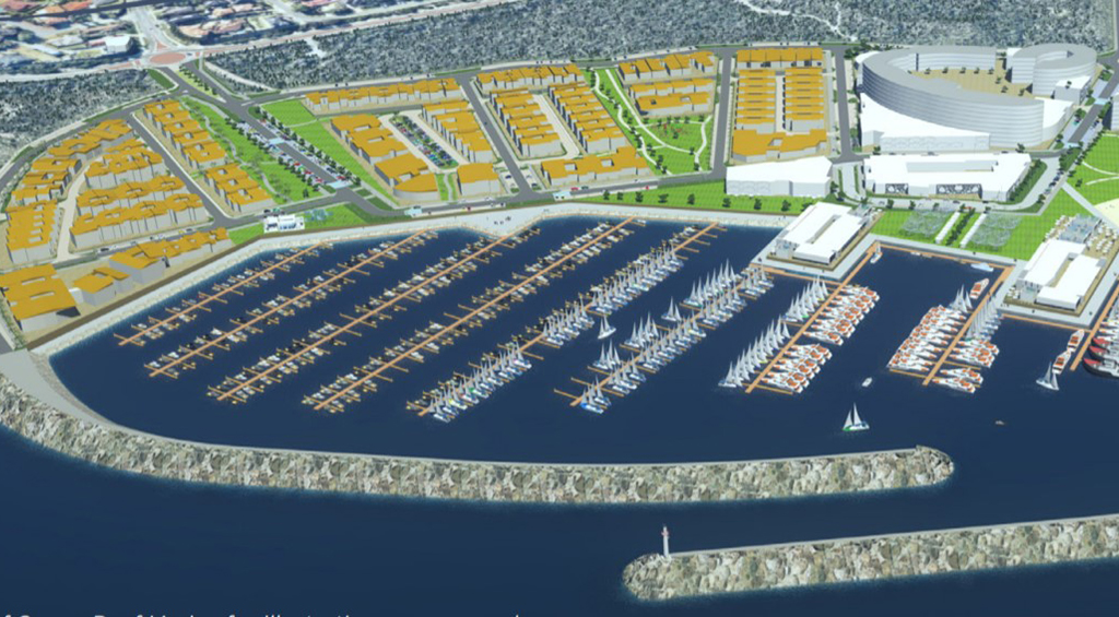 Another milestone reached for Ocean Reef Marina redevelopment