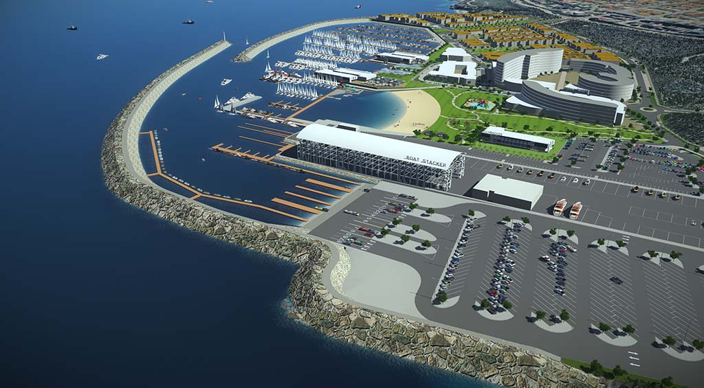 "Ocean Reef Marina gets the ""green"" light of environmental approval"